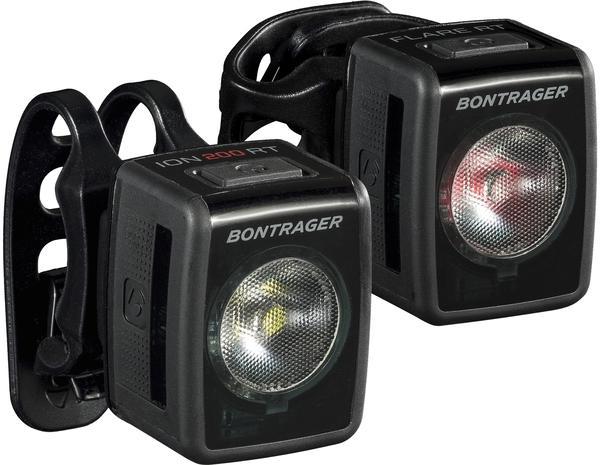 Bontrager Ion 200 RT / Flare RT Light Set