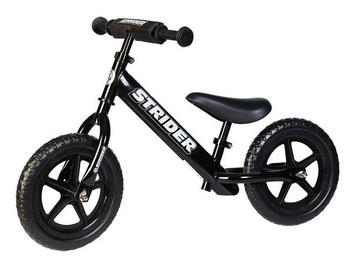 Strider Sport 12 Balance Bike Color: Black