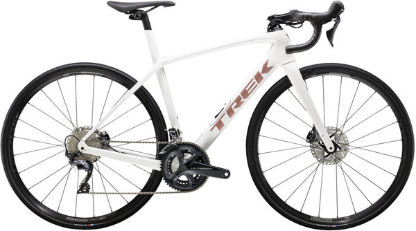Trek Domane SL 6 Color: Crystal White