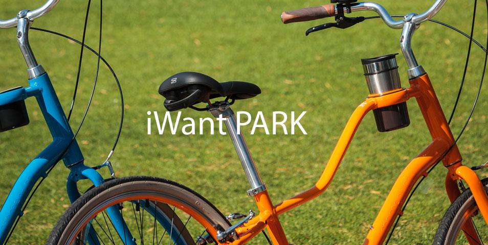 Momentum Park Bikes available now.