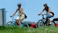 You'll enjoy riding even more on your Sun bicycle!