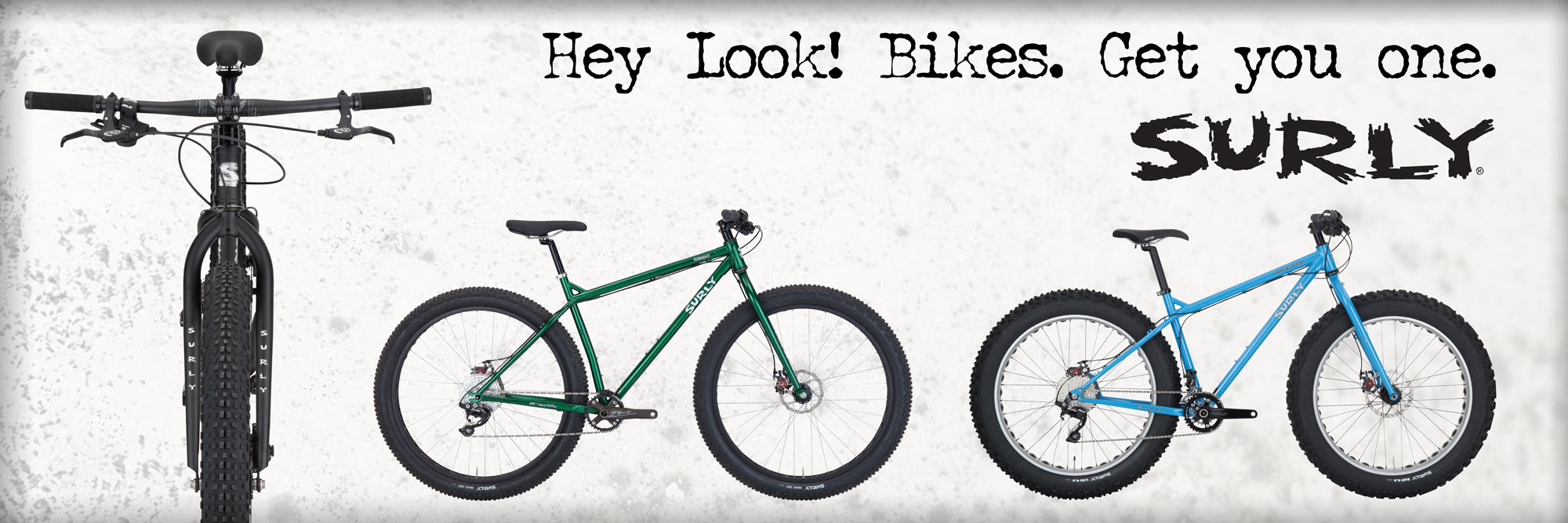 Surly Bikes—Get You One