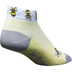SockGuy Bees Socks - Women's