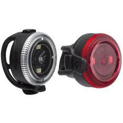 Blackburn Click Front and Rear Light Set