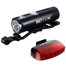 CatEye Volt 100XC and Rapid Micro Light Set