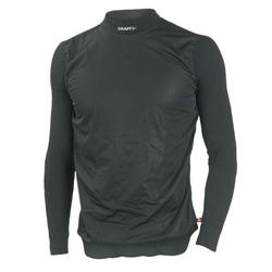Craft Active Windstopper Crew Neck LS Base Layer