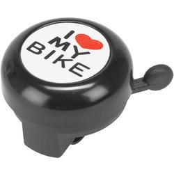 Dimension I Heart My Bike Bell