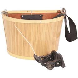 Evo E-Cargo Bamboo QR Basket