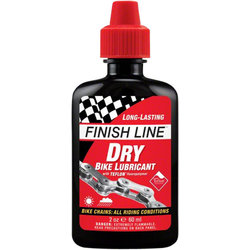 Finish Line Dry Lubricant with Teflon
