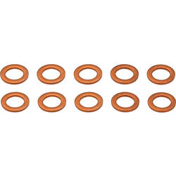 Hope 6mm Copper Seal Washer (Bag of 10)