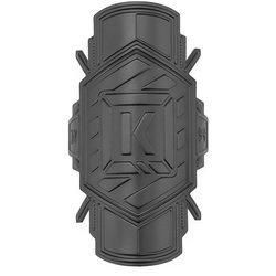 Kink K-Brick Headtube Badge