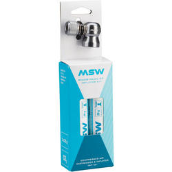 MSW Windstream Kit with two 20g CO2 Cartridges
