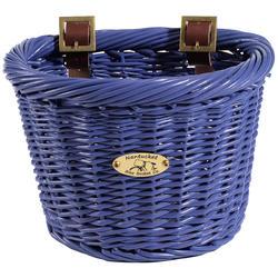 Nantucket Bike Basket Co. Gull & Buoy Child D-Shape Basket