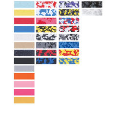 Profile Design Bar Wrap (Solid Colors)