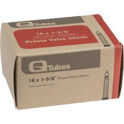 Q-Tubes Tube (16 x 1-3/8 inch, Presta Valve)