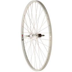 Quality Wheels Formula 130mm Freehub / Alex Y2000 Silver 700c Rear