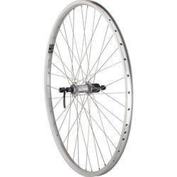 Quality Wheels Shimano T3000 / Velocity NoBS 700c Rear