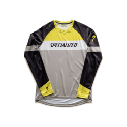 Specialized Demo Pro Long Sleeve Jersey