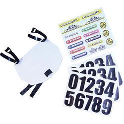 Strider Numberplate Kit