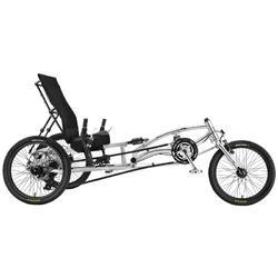 Sun Seeker EZ-3 HD USX Trike