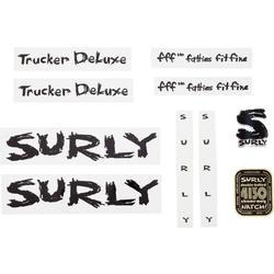 Surly Trucker Deluxe Decal Set