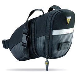 Topeak Aero Wedge Pack (Large w/Strap)