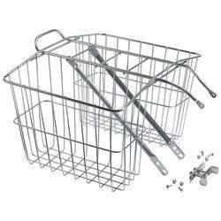 Wald 520 Twin Rear Carrier Basket