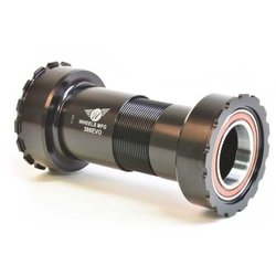 Wheels Manufacturing Inc. 386EVO Angular Contact Bottom Bracket for 24mm Shimano Cranks