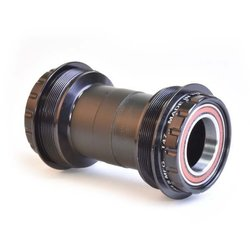 Wheels Manufacturing Inc. T47 Outboard Angular Contact Bottom Bracket for 24mm Shimano Spindles