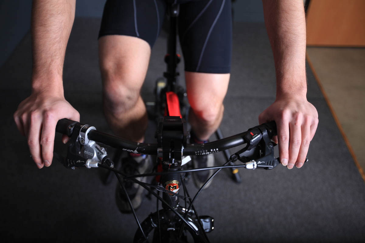 Professional bike fitting