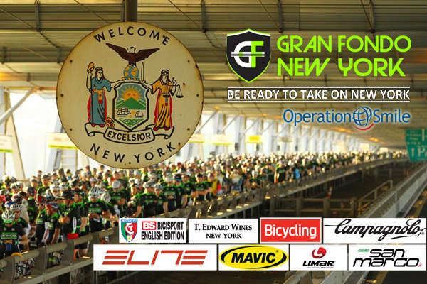 Gran Fondo New York bike rentals