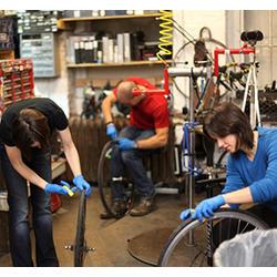 Bicycle Habitat 6-Week Intensive Repair Class