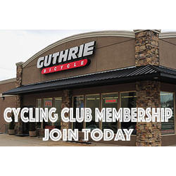 Guthrie Bicycle Cycling Club Membership
