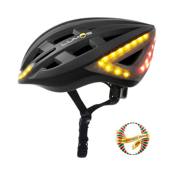 Lumos Kickstart Helmet Color: Black