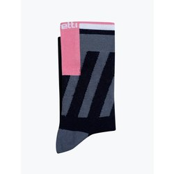 Safetti Socks Gray Valley One Colour Man