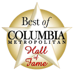 Best Of Columbia Metro Hall Of Fame