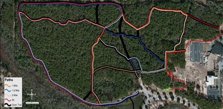 The Glenn Sebastian Nature Trail