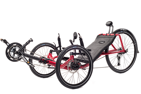 Catrike Expedition 30spd