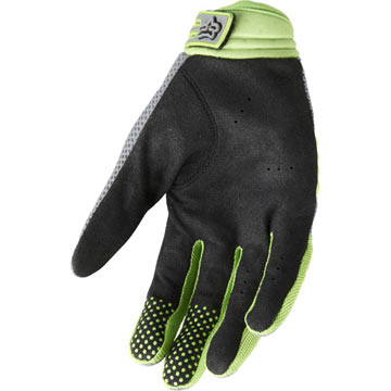 The palm of the Fox Sidewinder Gloves.
