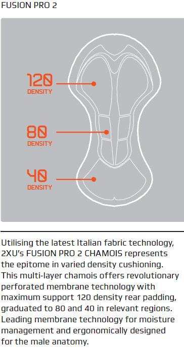 2XU Men's Fusion Pro 2