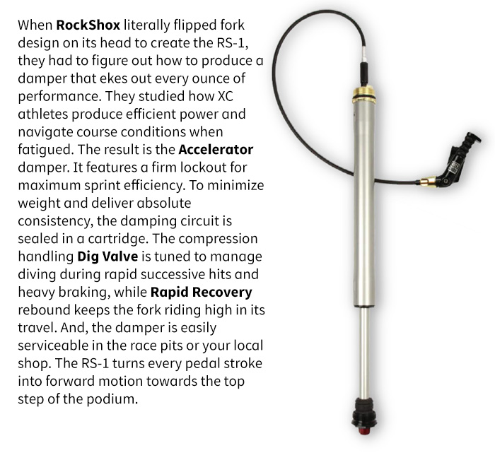 Accelerator damper.