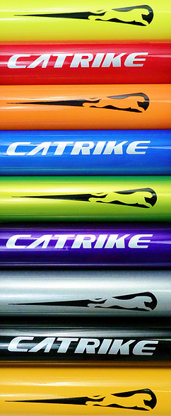 Catrike Custom Color Options
