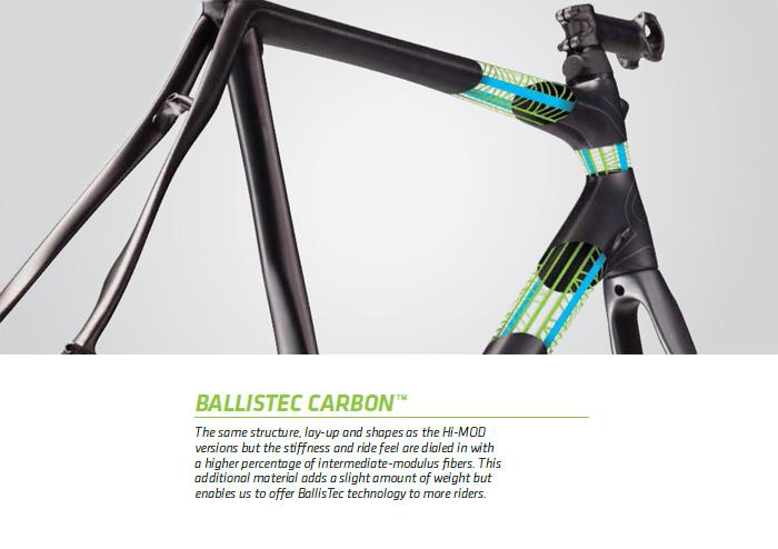 Ballistec Carbon