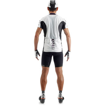 The Assos SS Mille Jersey.