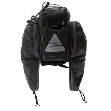 Axiom's Columbus DLX Trunk Bag
