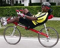 Ride a Bacchetta and smile!
