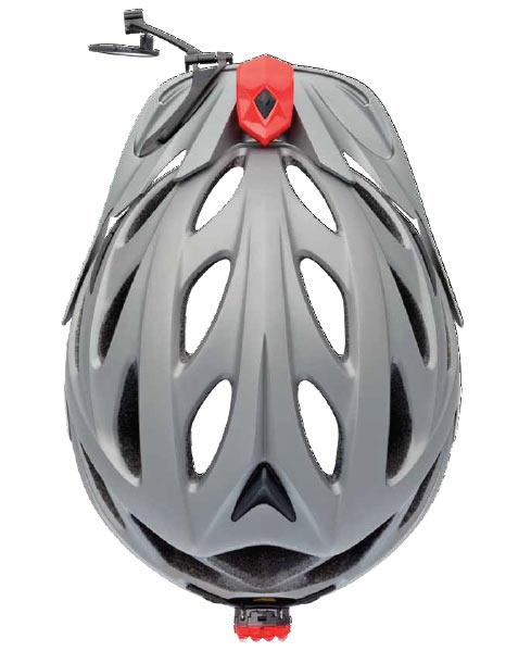 The Bell Muni Helmet.