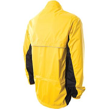 Back view of the Aqua-No Jacket.