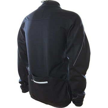 Back view of the Coldfront Jacket.