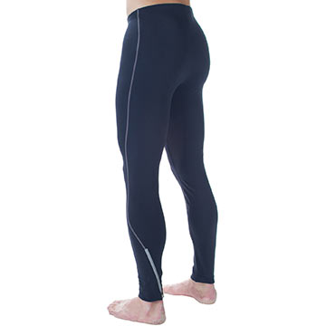 Back view of the Bellwether Thermaldress Tights.